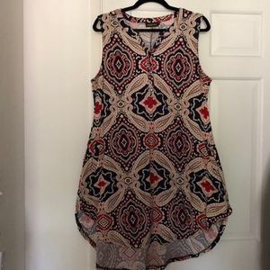 Reborn Tops - Reborn tunic. Size XL. With pockets.